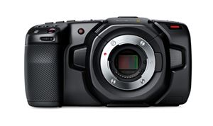 Blackmagic Design shows Pocket Cinema Camera 4K