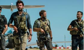 Director's Chair: Michael Bay - '13 Hours: The Secret Soldiers of Benghazi'
