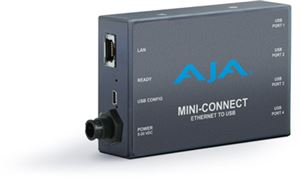 AJA intros Mini-Connect interface box