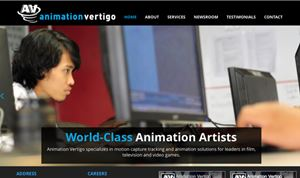Animation Vertigo partners with Faceware for mocap work