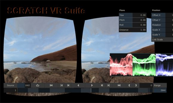 Assimilate releases Scratch VR Suite 8.5