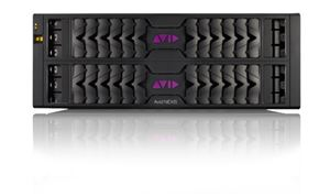 Avid expands NEXIS performance & capacity