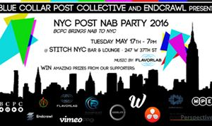 BCPC to host NAB party on May 17th in NYC