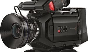 Blackmagic ships Ursa Mini 4.6K & Micro Cinema Camera
