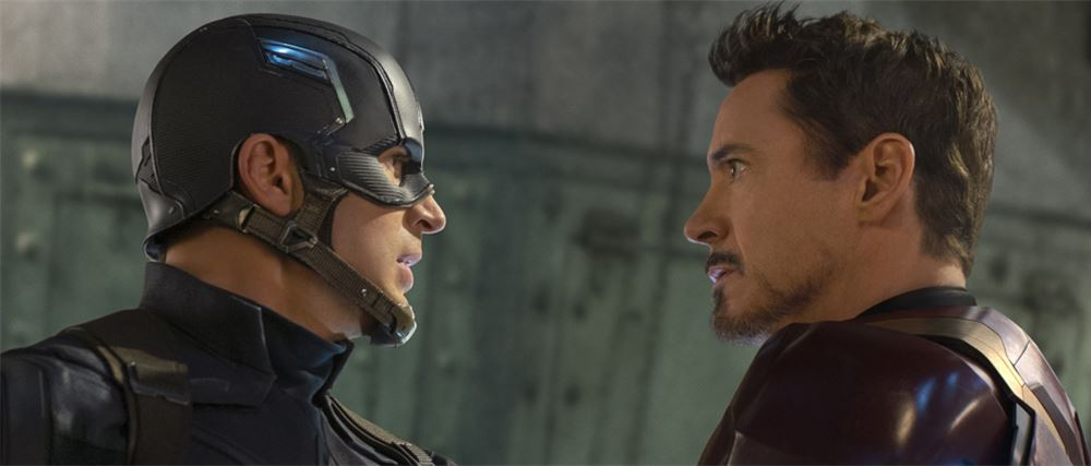 Cover Story: <i>Captain America: Civil War</i>