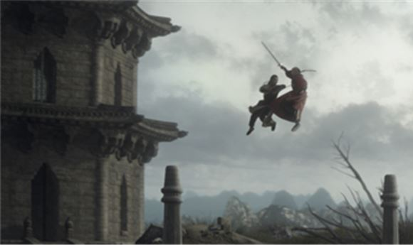 Zoic creates 150 VFX for new 'Crouching Tiger' film
