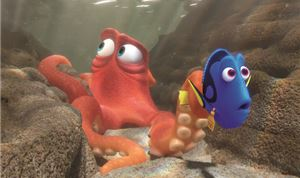 Animation: <i>Finding Dory</i>