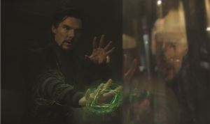 Director's Chair: Scott Derrickson — <i>Doctor Strange</i>