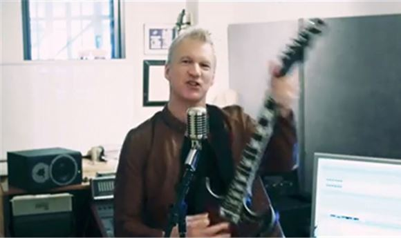 Music Video: Eliot Lewis - 'Soundtrack'