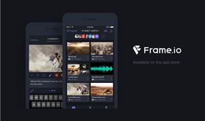 Frame.io releases free review & approval app