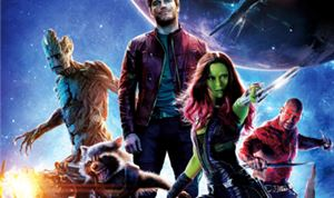 'Guardians 2' to be shot with 8K Red Weapon