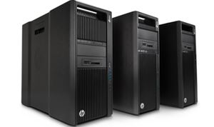 HP upgrades desktop workstations