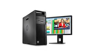 HP upgrades desktop workstations with new Xeon processors