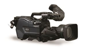 Ikegami debuts 4K camera; previews 8K technology