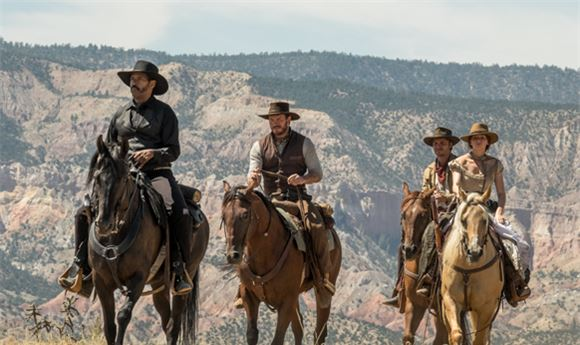 VFX: <i>The Magnificent Seven</i>