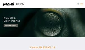 Maxon to ship Cinema 4D R18 in September