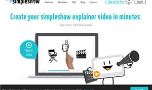 Mysimpleshow makes creating 'explainer' videos easy