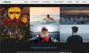 Nimia now offering National Geographic Creative media
