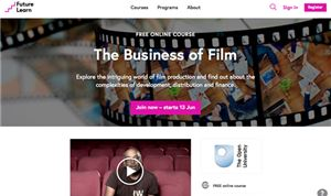Free online course looks at 'Business of Film'