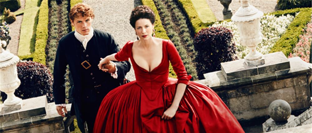 <i>Outlander</i>: Starz's 18th century hit goes 4K