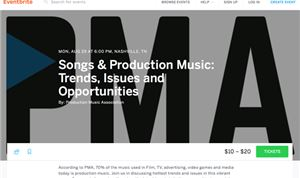 Production Music Association to present 'trends' panel on 8/29