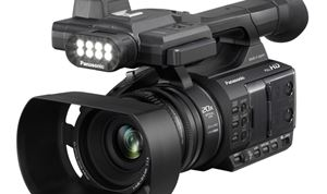 Panasonic introduces entry-level 1080p camcorder