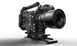 Panavision announces new large format digital camera