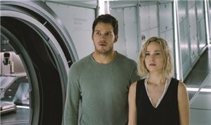 Shooting & Editing <i>Passengers</i>