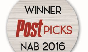 'Post Picks' recognize top NAB accomplishments