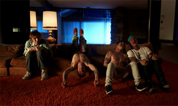 Music Video: Red Hot Chili Peppers - <i>Dark Necessities</i>