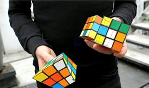 Viral Rubik's Cube video revealed to be VFX