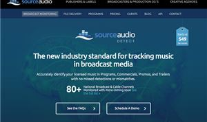 SourceAudio helps 'Detect' music usage