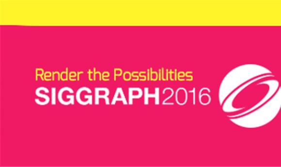 SIGGRAPH announces Technical Papers line up