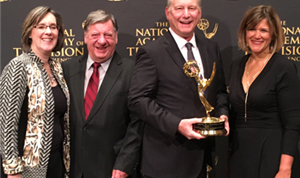 SMPTE presented with Emmy for captioning standardization