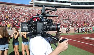 FSU's Seminole Productions invests in 4K Panasonic cameras