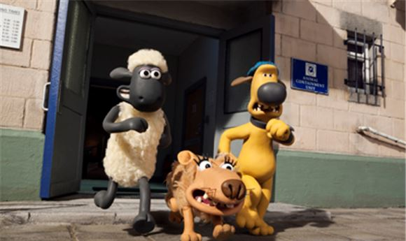 Animation: 'Shaun The Sheep Movie'