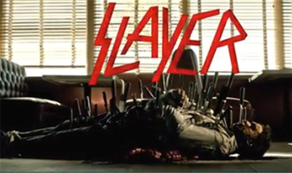 Music Video: Slayer - 'You Against You'