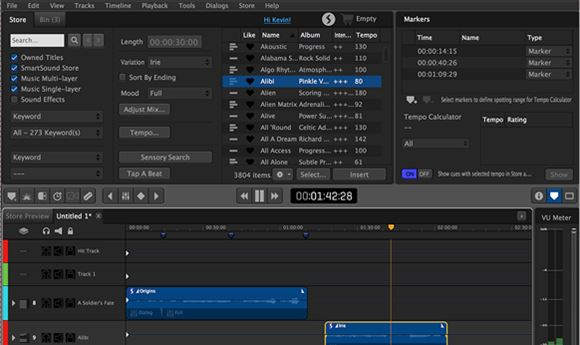 SmartSound releases Sonicfire Pro 6 soundtrack creation software