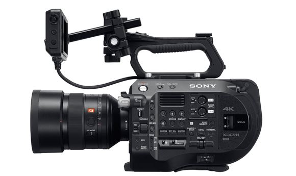 Sony introduces FS7 II camcorder