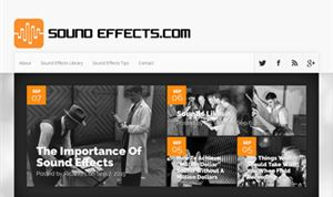 SoundEffects.com launches