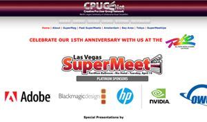CPUG SuperMeet set for April 19th in Las Vegas