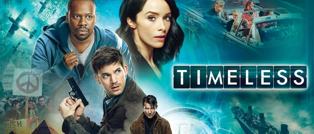 Fall TV: NBC's <i>Timeless</i>