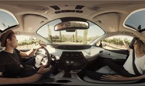 Toyota employs VR for new Prius spot