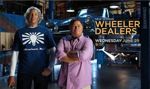 2C helps Velocity promote <i>Wheeler Dealers'</i> return