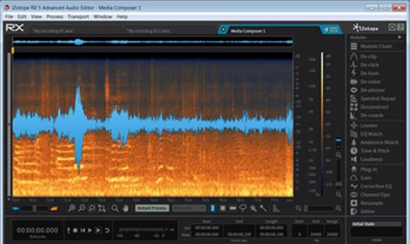 Review: iZotope's RX5 Advanced