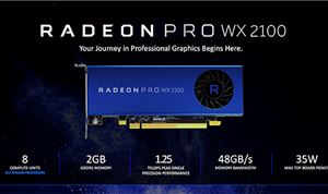 AMD debuts two entry-level GPUs