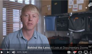AbelCine debuts <I>Behind the Lens</I> Web series