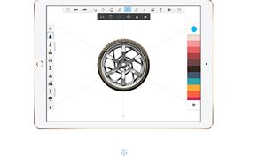 Autodesk releases SketchBook 4.0 for iOS