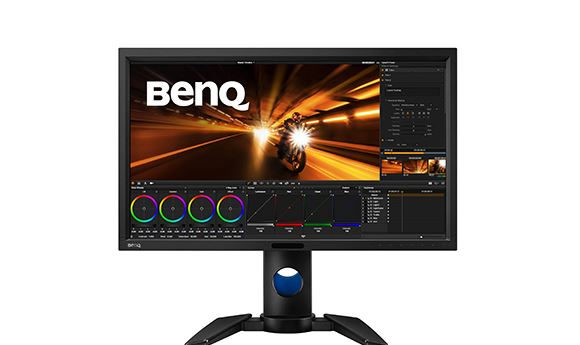 Review: BenQ's 27-inch PV270 monitor
