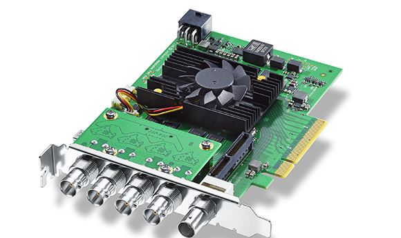 Blackmagic intros DeckLink 8K Pro capture card